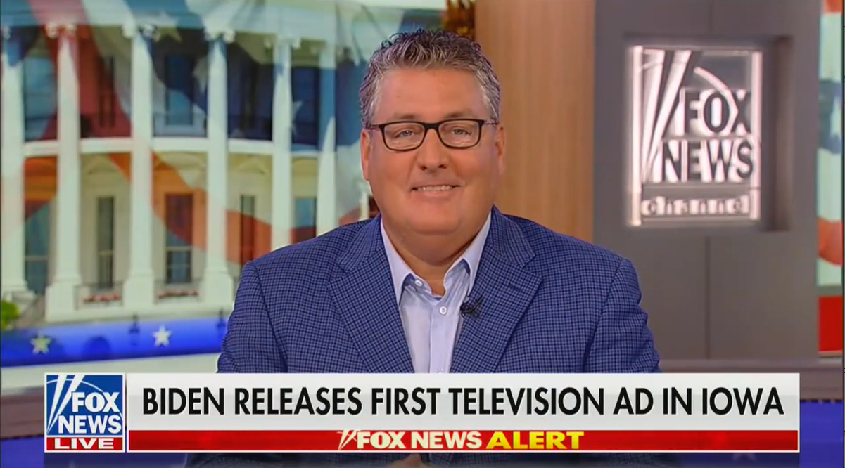 SQComms CEO Michael Meehan Discusses the Biden Campaign with Dana Perino, August 20, 2019