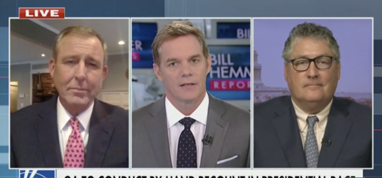 Michael Meehan Discusses the 2020 Election Results with Bill Hemmer and Terry Holt, November 11, 2020